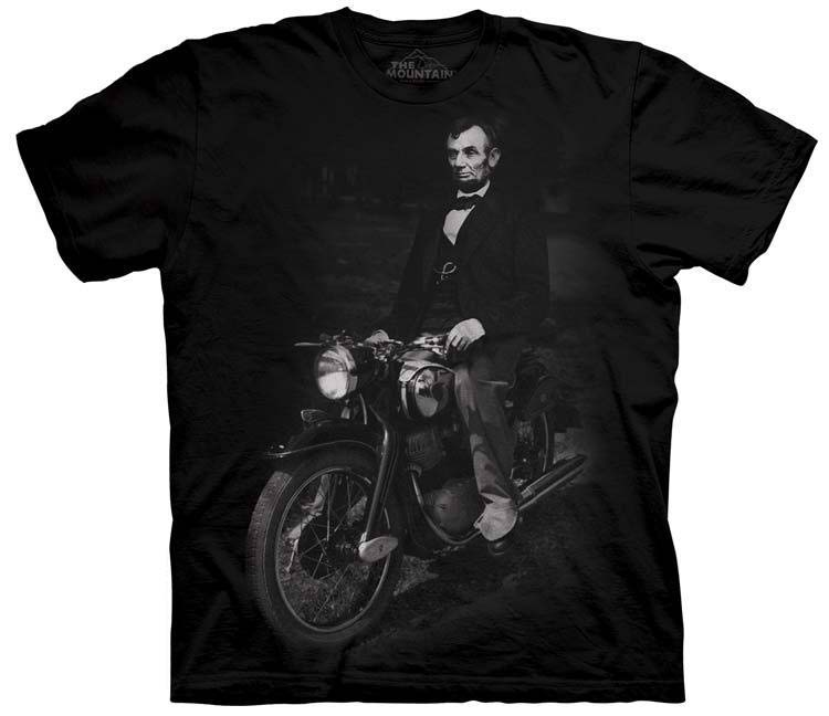 The Mountain - Biker Lincoln