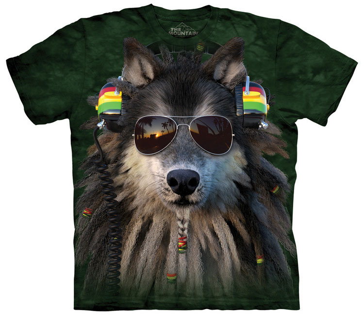The Mountain - Rasta Wolf