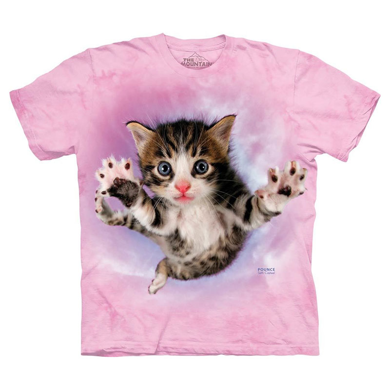 The Mountain - Pounce Chicken T-Shirt