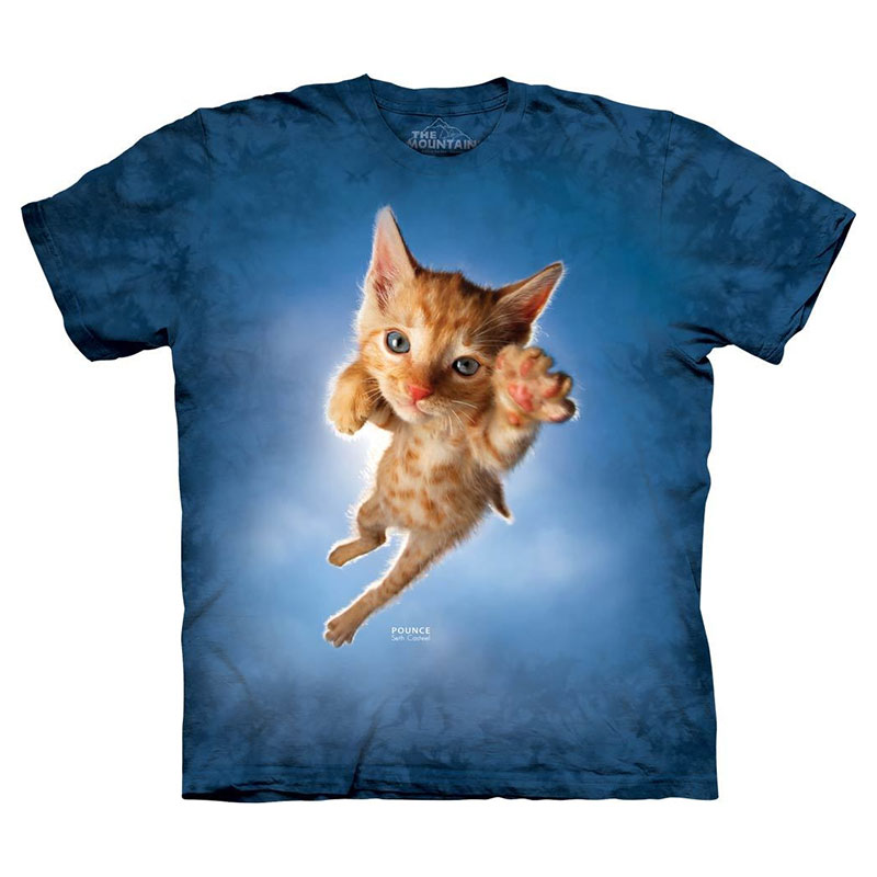 The Mountain - Pounce Peeps T-Shirt