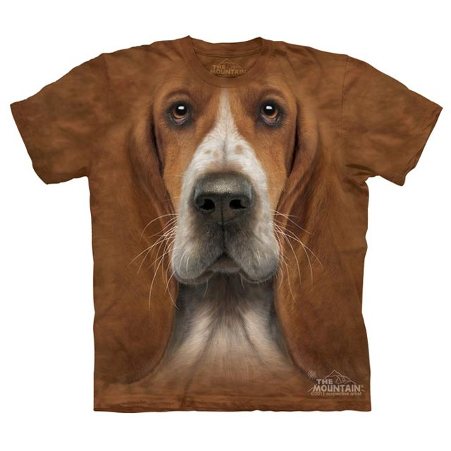 The Mountain - Basset Hound Head - Youth