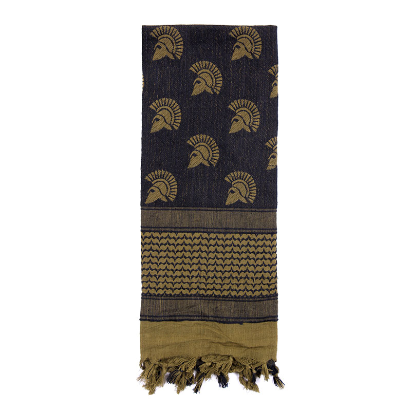 Rothco - Spartan Shemagh Tactical Desert Scarf - Olive Drab