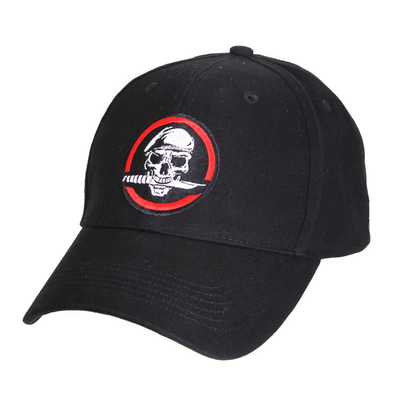 Rothco - Skull/Knife Deluxe Low Profile Cap