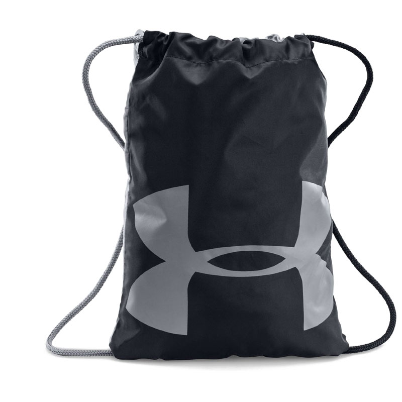 Under Armour - UA Ozsee Sackpack - Black