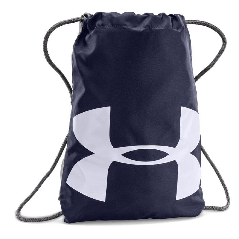Under Armour - UA Ozsee Sackpack - Midnight Navy
