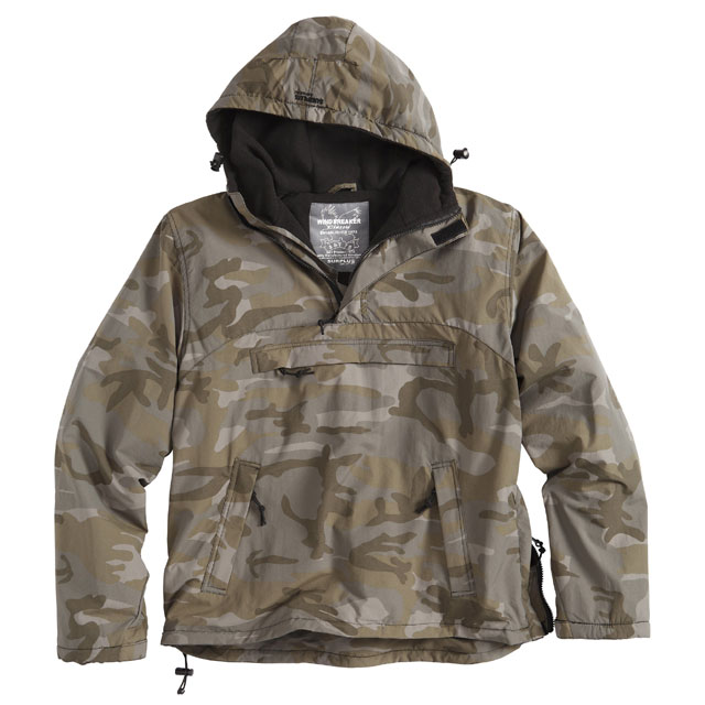 Surplus - Windbreaker - Nightcamo