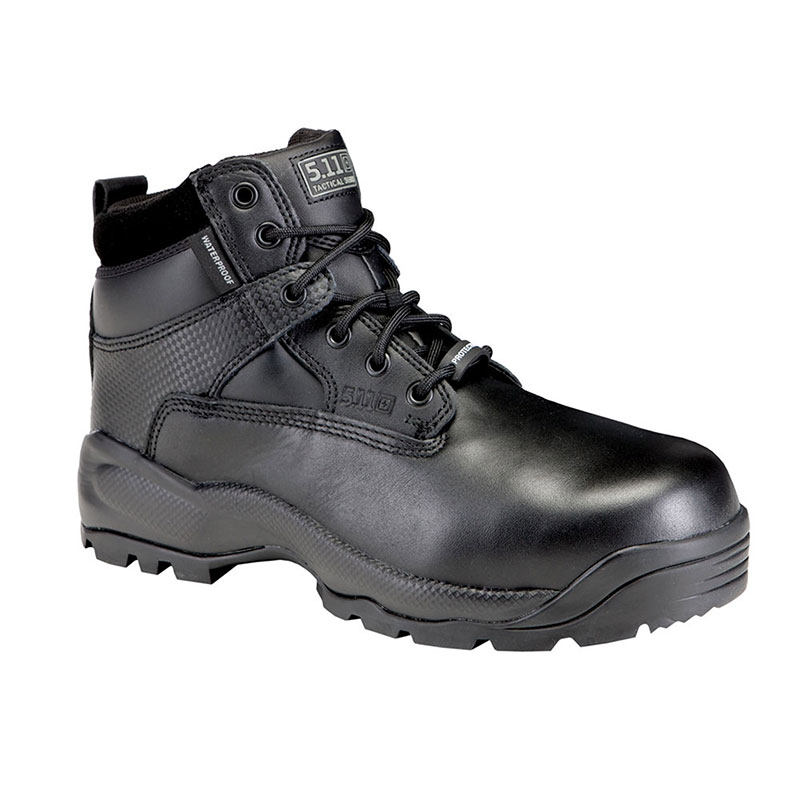 5.11 Tactical - ATAC 6'' Shield Side Zip Boot - Black