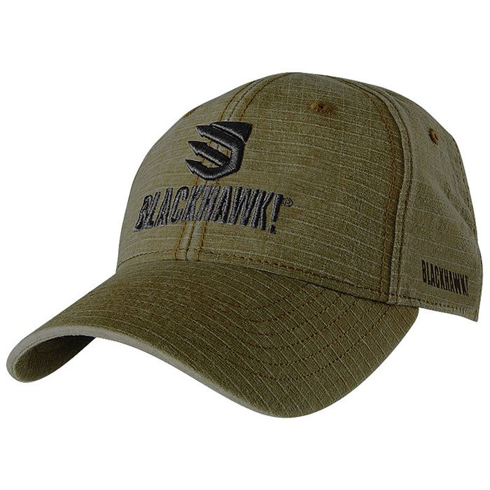 Blackhawk - Weathered Ripstop Cap - Fatique