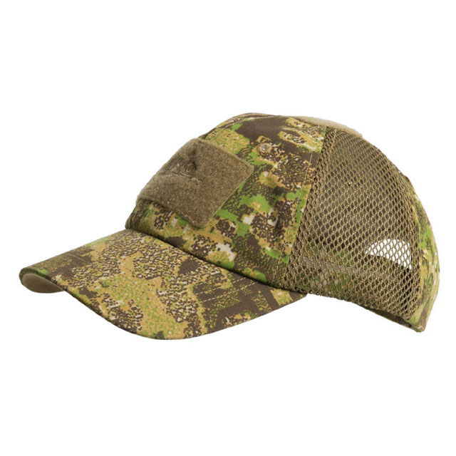 Helikon-Tex - Tactical Baseball Vent Cap - PenCott GreenZone