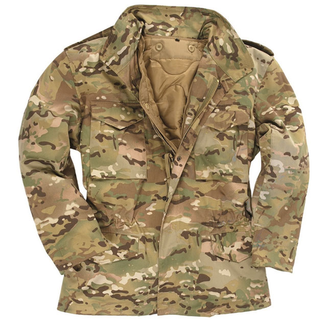Sturm - US Multitarn M65 Field Jacket With Liner