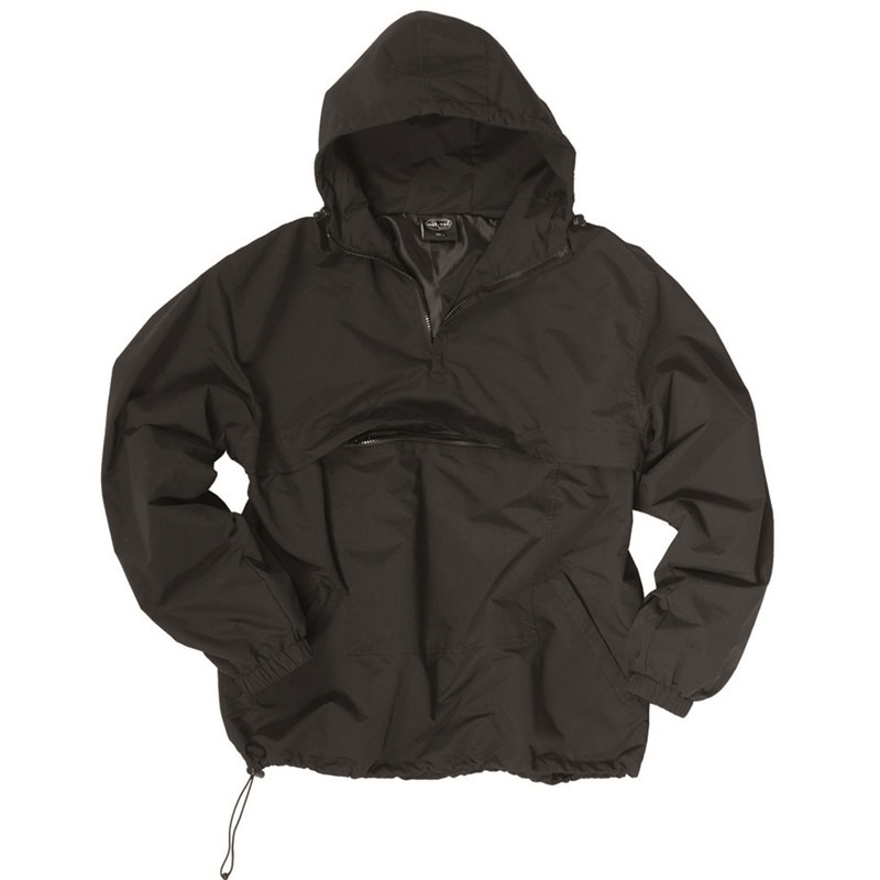 Sturm - Combat Black Unlined Summer Anorak