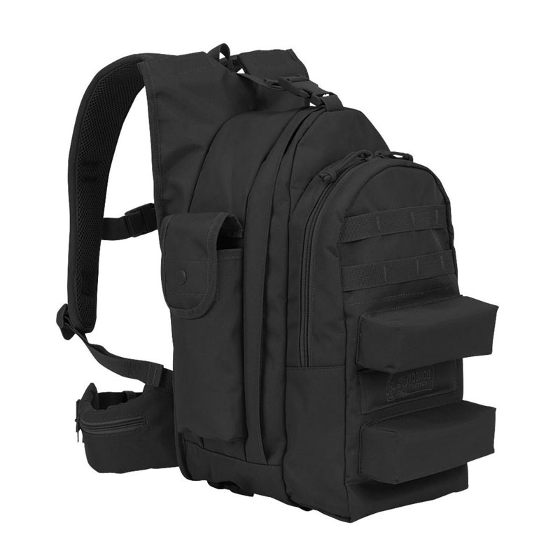Voodoo Tactical - Deluxe Low Profile Ruck - Black