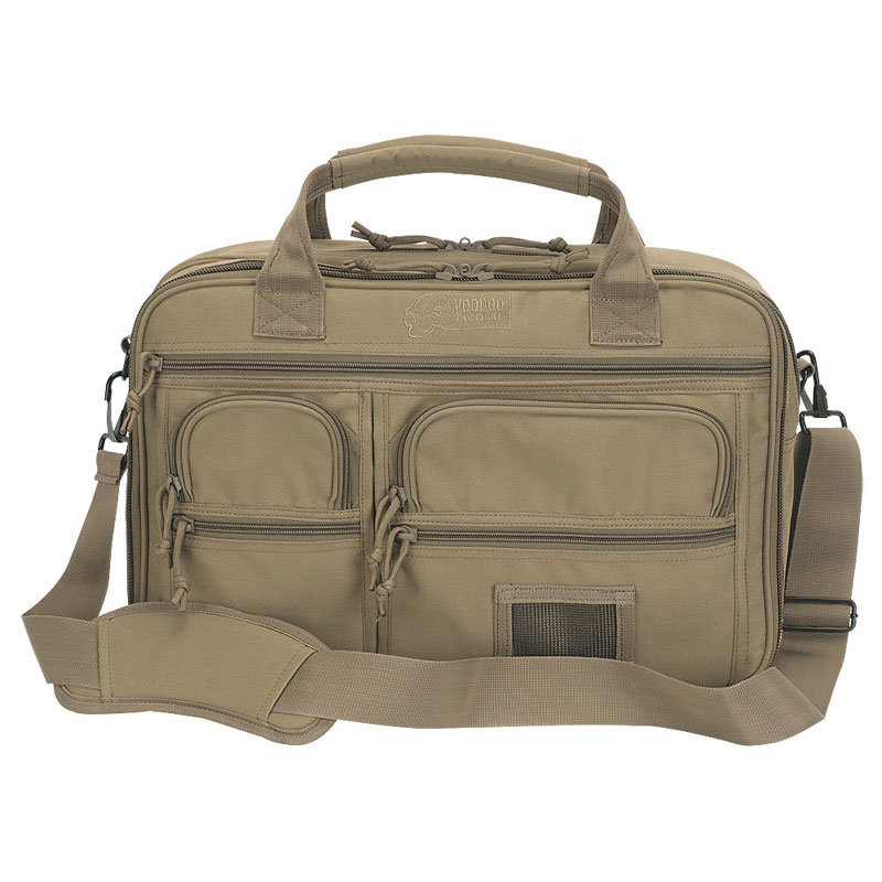 Voodoo Tactical - Pro-Ops Briefcase - Coyote