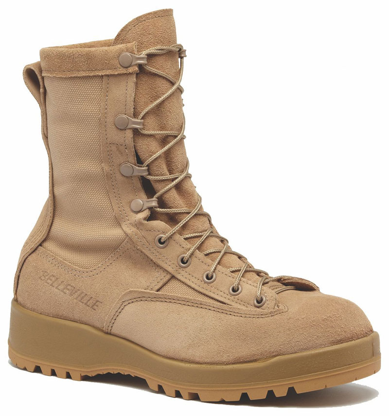 Belleville - Waterproof Flight  &  Combat Boot