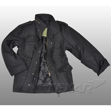 TEXAR - M-65 NYCO Jacket - Black