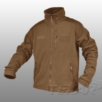 TEXAR - Fleece jacket ECWCS II - Coyote