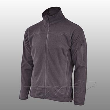 TEXAR - Fleece jacket CONGER - Grey