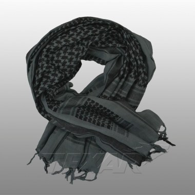 TEXAR - PLO scarf - Night Camo