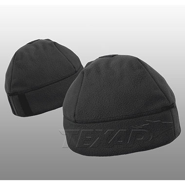 TEXAR - Wind-blocker cap - Black