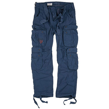 Surplus - Airborne Vintage Trousers - Navy