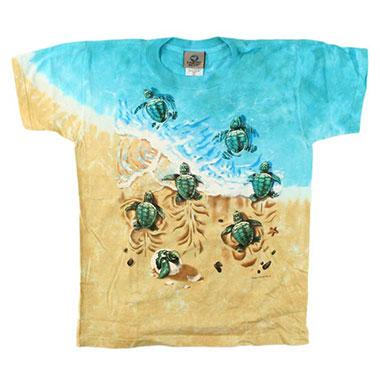 Детская футболка Liquid Blue - TURTLE BEACH YOUTH