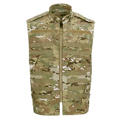 101 inc - Tactical vest Recon - dtc.multi camo