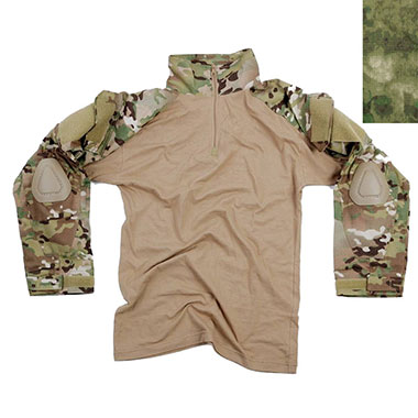 101 inc - Tactical shirt UBAC Warrior with elbow pads - icc fg