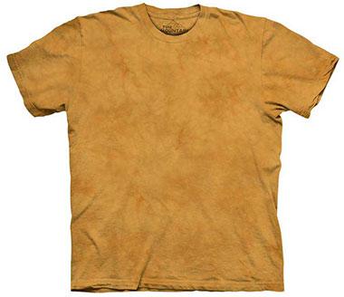 The Mountain - Yellow Gourd T-Shirt