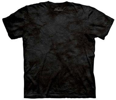 The Mountain - Black T-Shirt