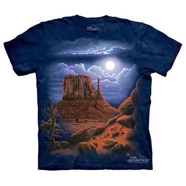 The Mountain - Desert Nightscape