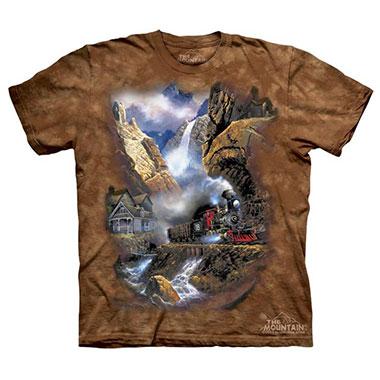 The Mountain - Rails to Pandora T-Shirt