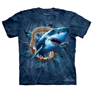 The Mountain - Shark Attack