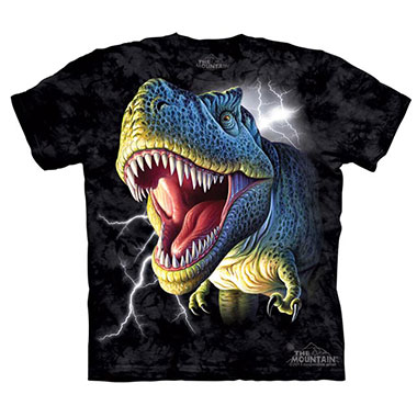 The Mountain - Lightning Rex
