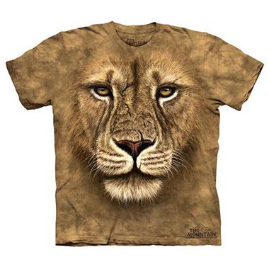 The Mountain - Lion Warrior