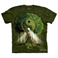 The Mountain - Yin Yang Tree