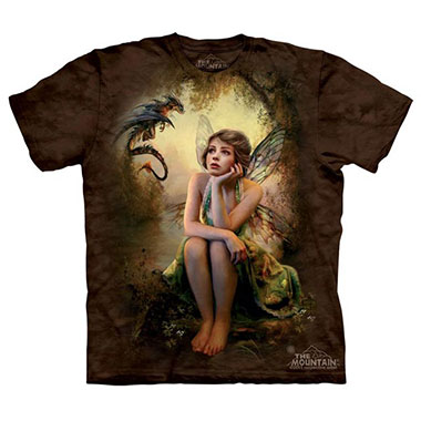 The Mountain - Her Secret T-Shirt