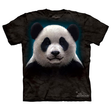 The Mountain - Panda Head