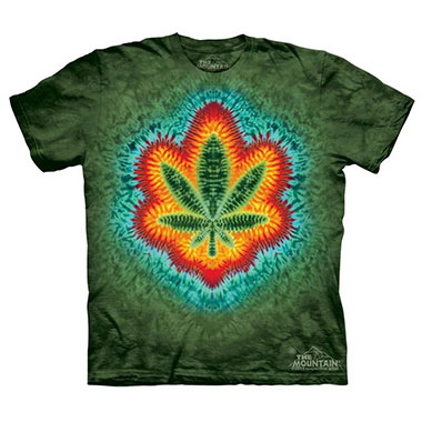 The Mountain - Sweetleaf T-Shirt