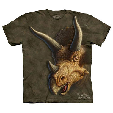 The Mountain - Triceratops Head