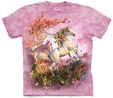 The Mountain - Awesome Unicorn
