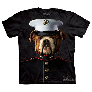 The Mountain - Bulldog Marine