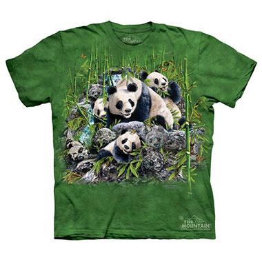The Mountain - Find 13 Pandas