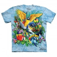 The Mountain - Birds of the Tropics T-Shirt
