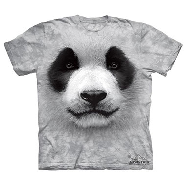The Mountain - Big Face Panda