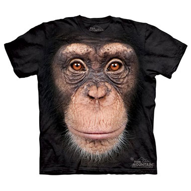 The Mountain - Chimp Face