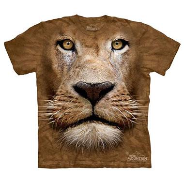 The Mountain - Lion Face