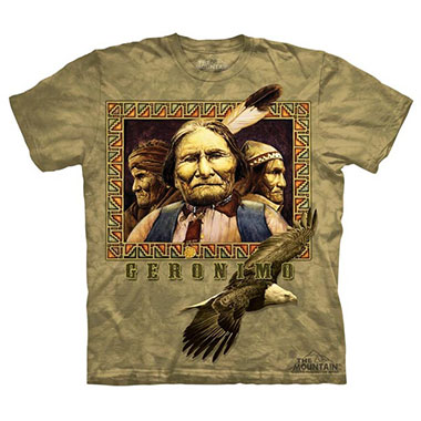 The Mountain - Geronimo