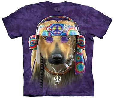 The Mountain - Peace Dog