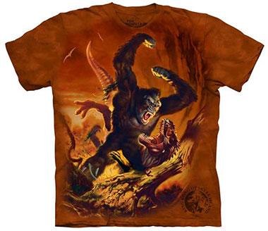 The Mountain - Kong Beatdown