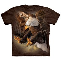 The Mountain - Freedom Eagle T-Shirt